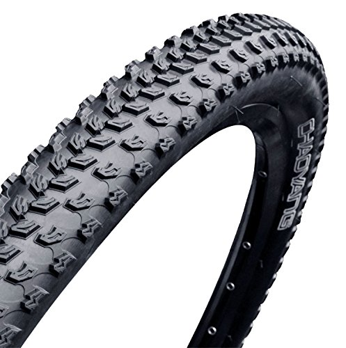CHAOYANG Hornet Kv Tubeless Ready Cubierta para Bicicleta, Unisex Adulto, Negro Black, 27.5 x 2.10