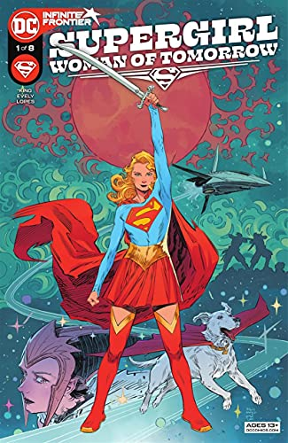 Supergirl Woman of Tomorrow 2021: From DC Comics (English Edition)