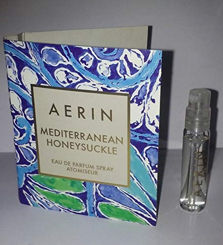 AERIN Beauty Mediterranean Honeysuckle Eau de Parfum EDP Vial 2 ML Estee Lauder by AERIN