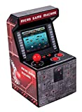 ITAL Mini Recreativa Arcade (Rojo) / Mini Consola portátil de diseño Retro con...