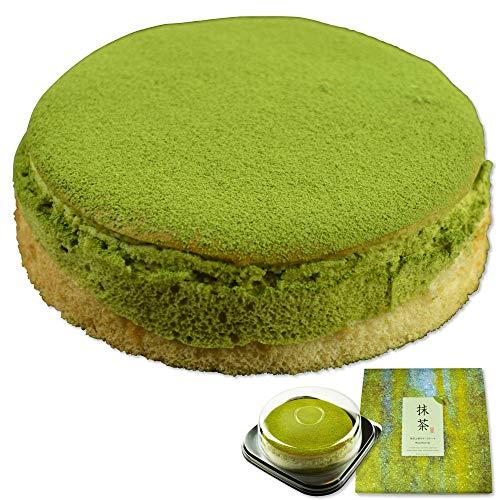 ソルシエ『抹茶スフレチーズケーキ』