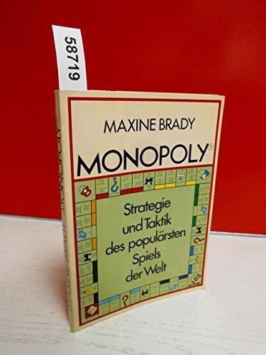 Monopoly - Strategie und Taktik des populärsten Spiels der Welt