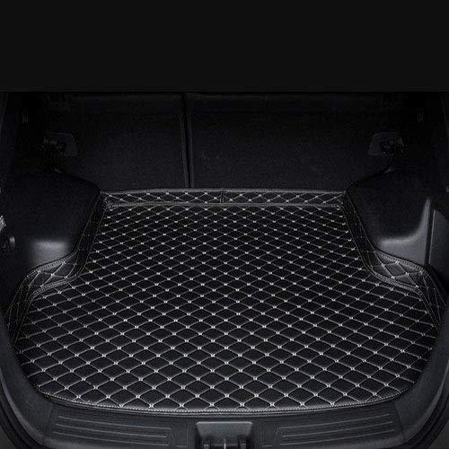 Qgg Encargo de Coche de Forma Tronco esteras de Ajuste el Fit for BMW X6 E71 E72 revestimientos de Suelo F16 Cuero alfombras Resistentes alfombras, tapetes Dedicados un Tronco de Coche