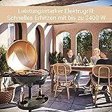 SUNTEC elektrischer Standgrill BBQ-9479 - 3