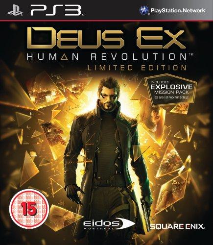 [UK-Import]Deus Ex Human Revolution Limited Edition Game PS3