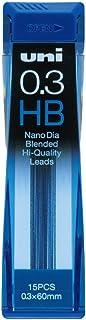 三菱鉛筆 シャープ芯 ナノダイヤ 0.3 HB 10個 U03202NDHB