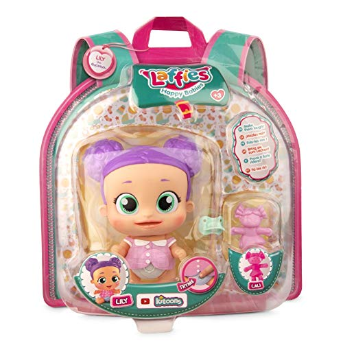 IMC Toys Happy Babies Laffies Lilly e Lali, 93379