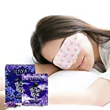 Steam Eye Mask for Dark Circle Warming Natural Eye SPA Relieve Eye Fatigue - 7 PCS