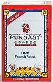 Puroast Low Acid Coffee French Roast Single Serve Coffee, 2.0 Keurig Compatible, 12 Count