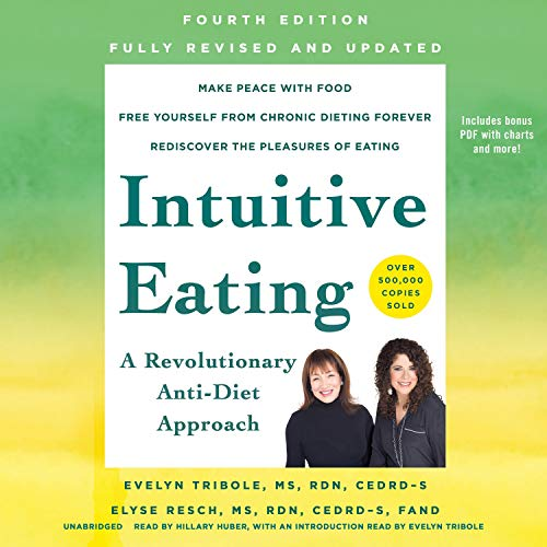 Intuitive Eating, 4th Edition  By  cover art