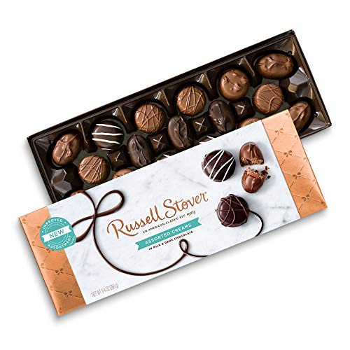 Russell Stover Assorted Creams 9.4 Ounce