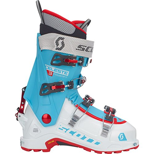 Scott Celeste III Alpine Touring - Botas para mujer, color 1 color, tamaño 25