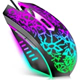 VersionTECH. Wired Gaming Mouse, Ergonomic...