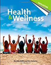 G. Edlin's E.Golanty's Health and Wellness(Health and Wellness, Tenth Edition [Paperback])(2009)