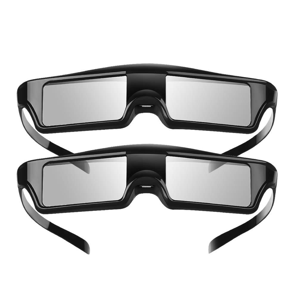 Active Tooth Glasses Compatible Projectors