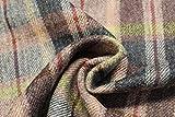 100% puro nuovo tessuto di tweed di lana | DZ13