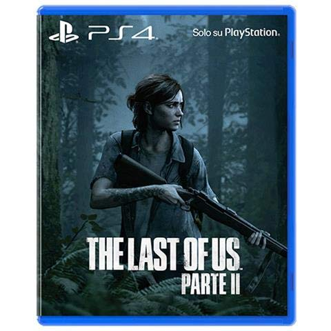 PS4 - The Last Of Us Part II - Standard Plus Edition - [Versión Italiana]