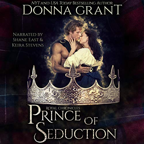 Prince of Seduction Audiobook By Donna Grant cover art