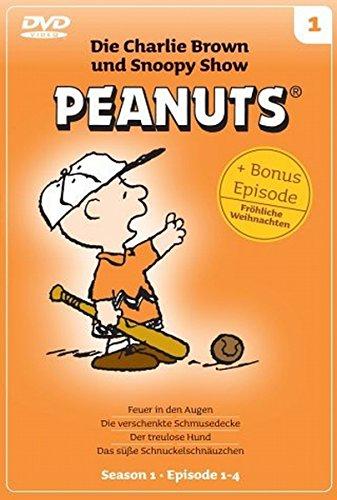 Die Peanuts Vol. 01 - Die Charlie Brown & Snoopy Show, Season 1, Episode 1-4
