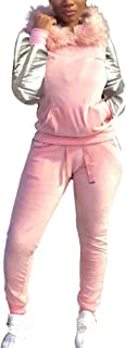 Best pink fuzzy tracksuit Reviews