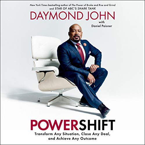 Powershift cover art
