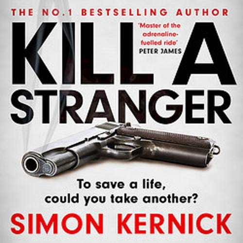 Kill a Stranger cover art