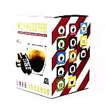 Cápsulas Compatibles Dolce Gusto de Café Intenso