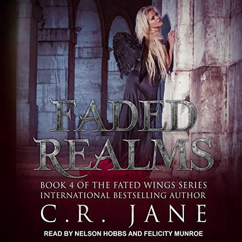 Faded Realms audiobook cover art