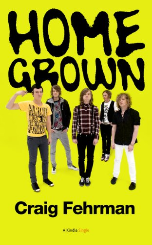 Home Grown: Cage the Elephant and the Making of a Modern Music Scene (Kindle Single) (English Edition)