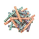 Fun Express - Woodchip Finger Traps (72pc) - Toys - Active Play - Gags & Magic - 72 Pieces