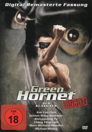 Green Hornet - Der Klassiker (digital remastered) [Alemania] [DVD]