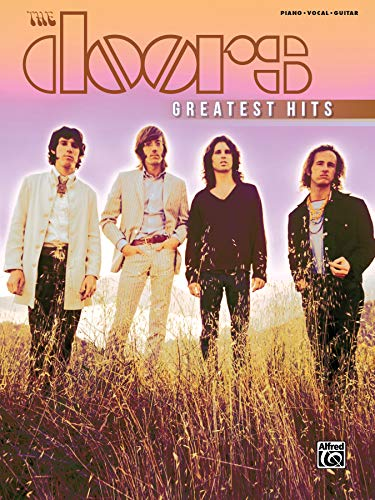 The Doors: Greatest Hits: Piano/Vocal/Guitar