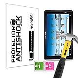 Protector de Pantalla Anti-Shock Anti-Golpe Anti-arañazos Compatible con Tablet Archos Arnova 10 G2