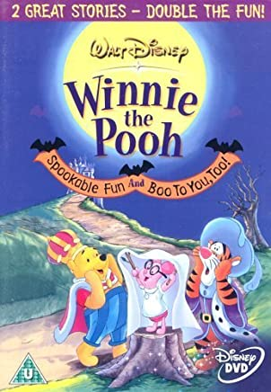 Winnie The Pooh - Spookable Fun and Boo to You, Too! [Import anglais]
