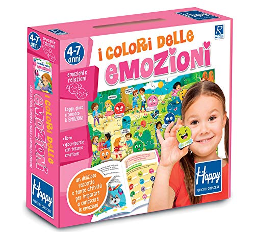 I colori delle emozioni. Happy. Ediz. illustrata