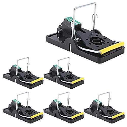Mouse Trap Mice Trap That Work Human Power Mouse Killer Mouse Catcher Quick Effective Sanitary 6 Pack