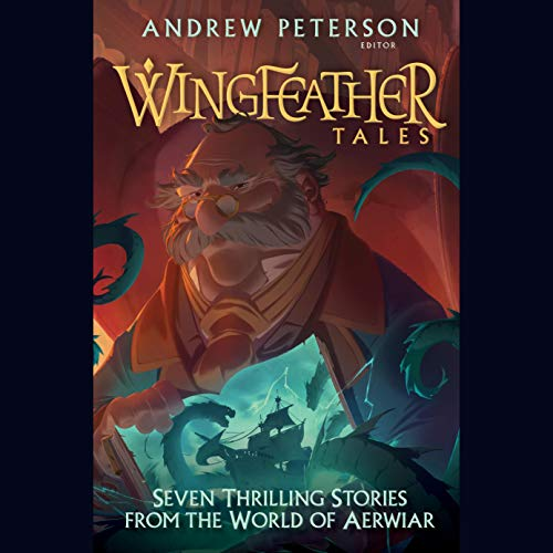 Wingfeather Tales cover art