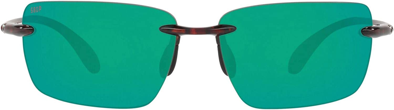 Costa Del Mar Men's Gulf Shore Rectangular Sunglasses