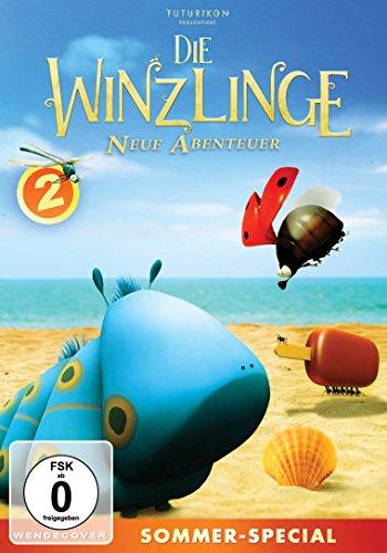 Die Winzlinge - Neue Abenteuer Volume 2