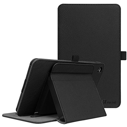 Fintie Case for T-Mobile LG G Pad X2 8.0 Plus (Support Extra Battery Plus Pack), Multi-Angle Viewing Stand Cover for LG GPad X2 8.0 Plus T-Mobile Model V530 8-Inch Android Tablet 2017 Release, Black