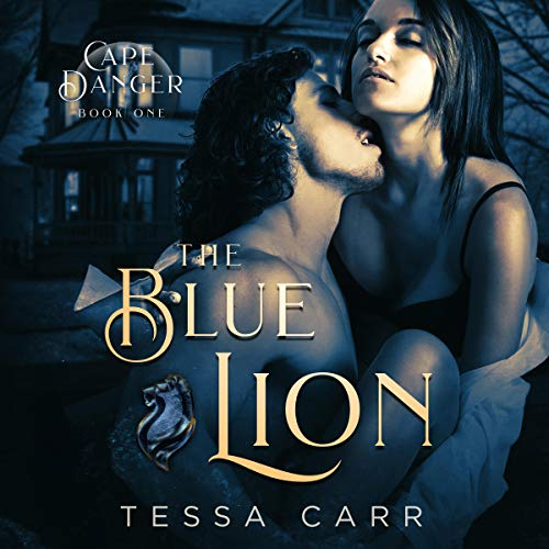 The Blue Lion (A Dark Romantic Suspense)  By  cover art