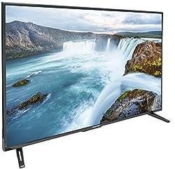 Sceptre X438BV-FSR 43 inches 1080p LED TV Machine Black