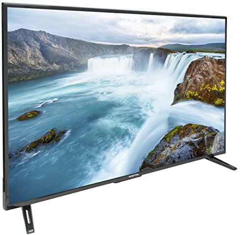 Sceptre X438BV-FSR 43 inches 1080p LED TV Metal Black 2018