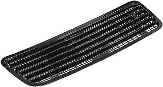 KESOTO Ventilador da grade, acabamento preto capô frontal do carro tampa da grade de ventilação para Mercedes S550 07-13 S320