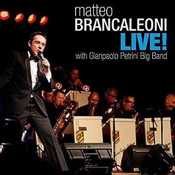 Live! (feat. Gianpaolo Petrini Big Band)