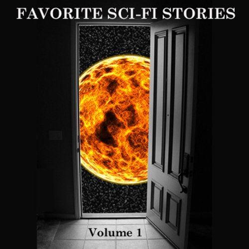 Favorite Science Fiction Stories, Volume 1 cover art