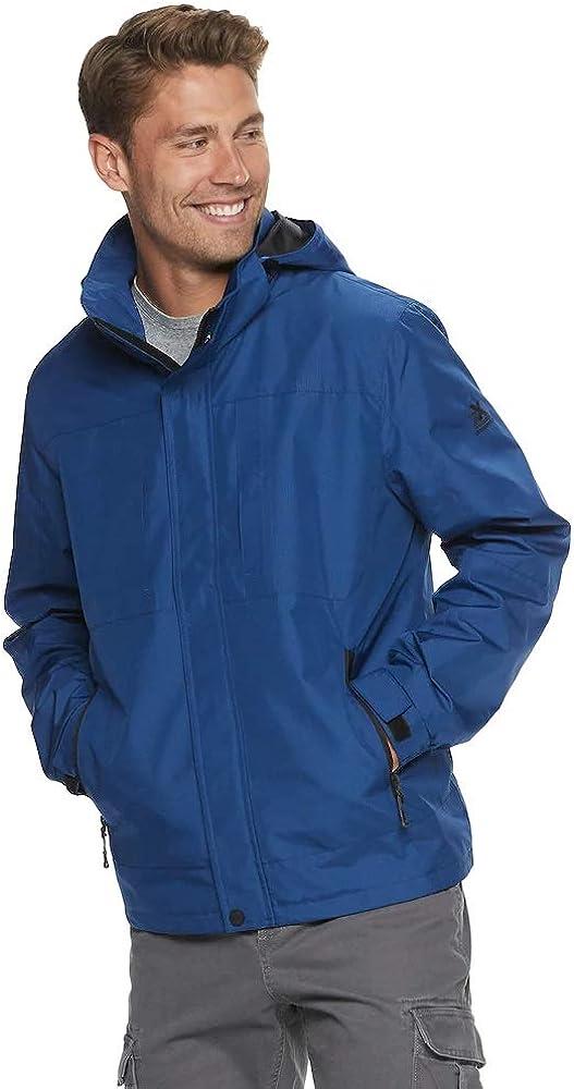 Albuquerque Mall ZeroXposur Mens Rain Jacket Slicker Max 68% OFF Waterproof Lightweight