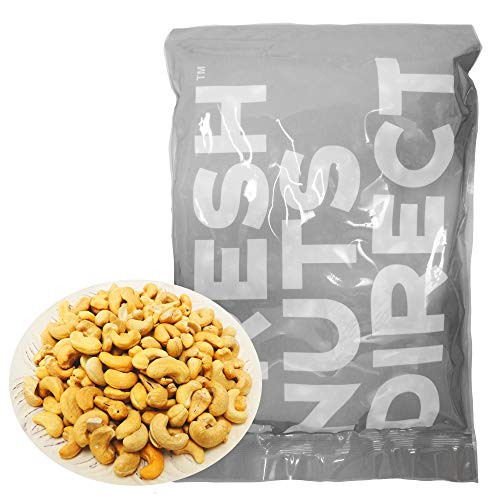 素焼きカシューナッツ 1kg 無添加 無塩