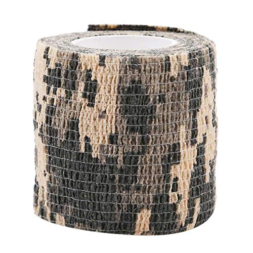 TXSD Camouflage Tapes, selbstklebende Cloth Outdoor Camouflage Tapes