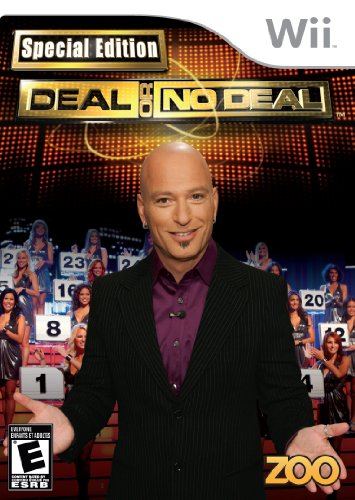 Deal or No Deal Special Edition - Nintendo Wii